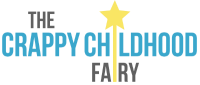 The Crappy Childhood Fairy Logo