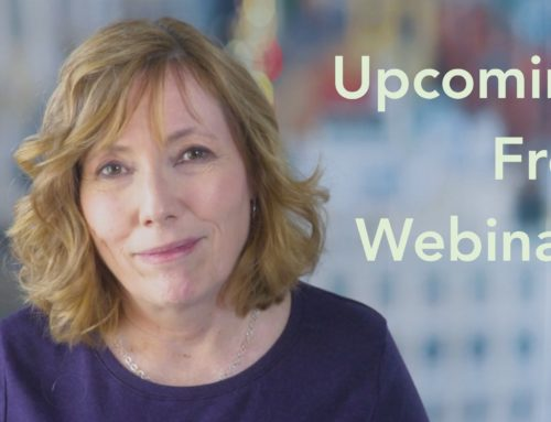 Upcoming Free Webinars: Learn My Techniques to Heal Brain and Emotional Dysregulation