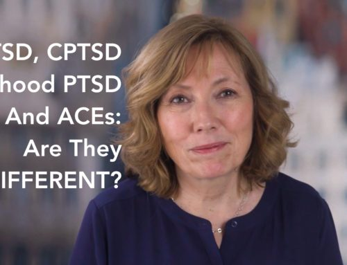 CPTSD, PTSD, Childhood PTSD and ACEs: What's the Difference?