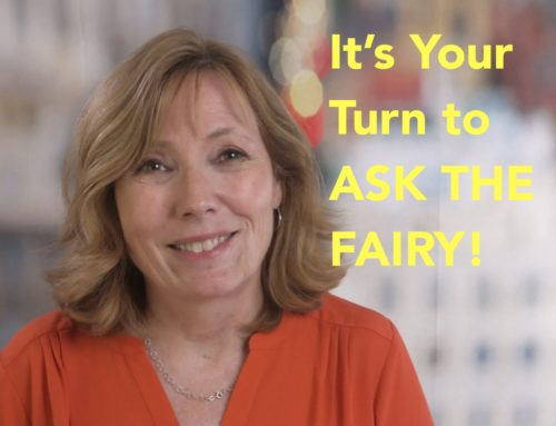 Ask the Fairy: New Call-In Format For You to Get Answers on Childhood PTSD!