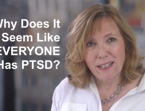Why Does It Suddenly Seem Like EVERYONE Has PTSD?